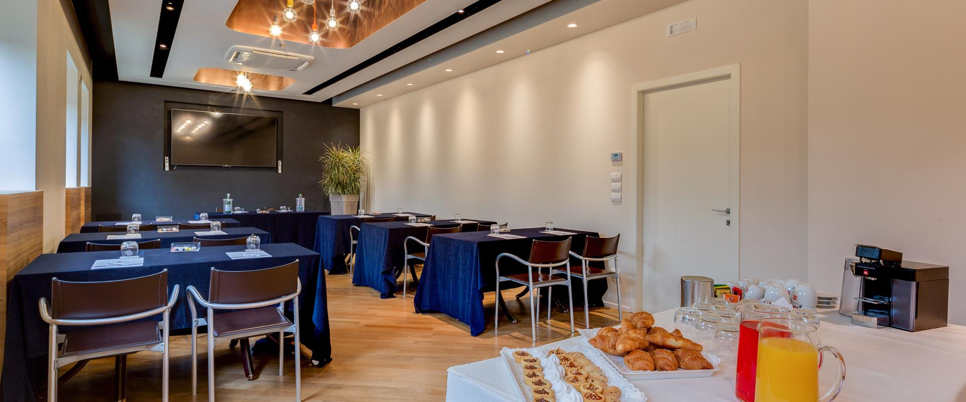 Plan your meeting near Venice with BW Plus Hotel Bologna!
