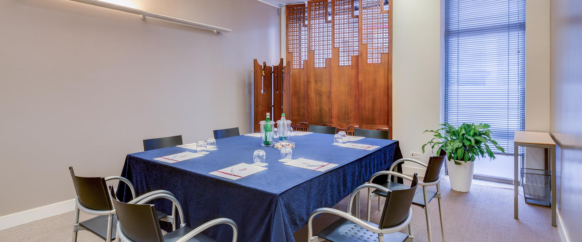 Plan your meeting near Venice with BW Plus Hotel Bologna in Mestre.