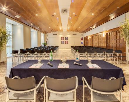 Plan your meeting near Venice with Best Western Plus Hotel Bologna, 4-star in Mestre.