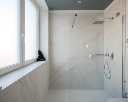 Bagno camera superior - Junior Suite